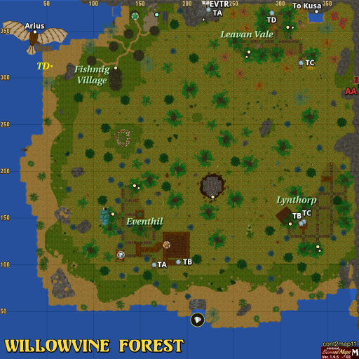 Map willowvine forest 0512px.png