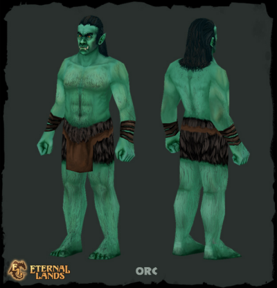 Male Orc